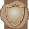 Bouclier de pierre
